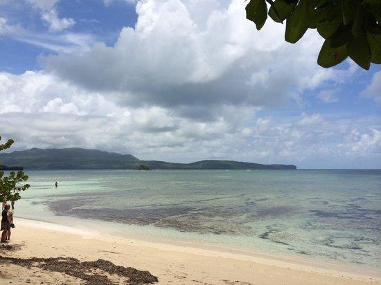 Grand Paradise Samana : The beach