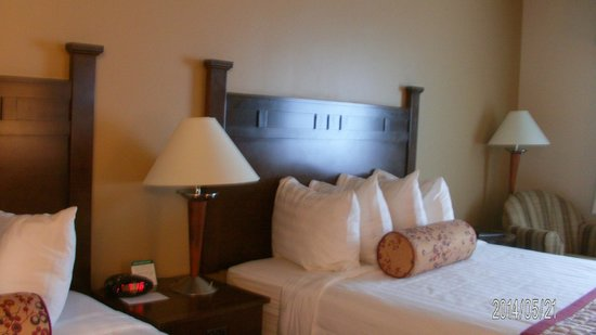 Best Western Desert Inn : Beds
