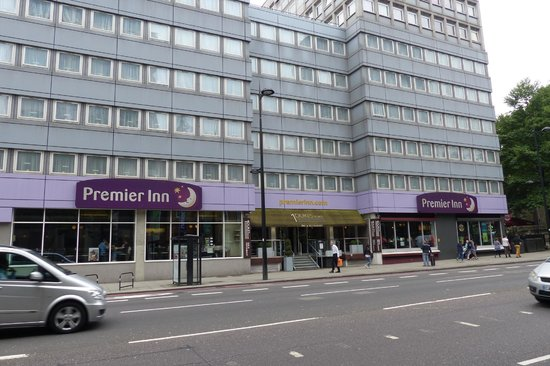 Premier Inn London Kings Cross Hotel : Premier Inn London King's Cross