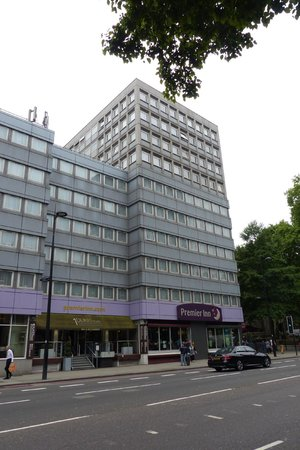 Premier Inn London Kings Cross Hotel: Premier Inn London King's Cross (2)