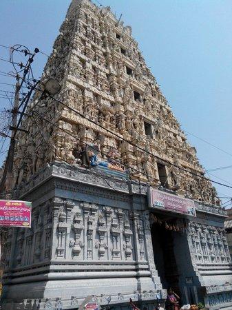 Sri Ranganathaswamy Temple: Entrance