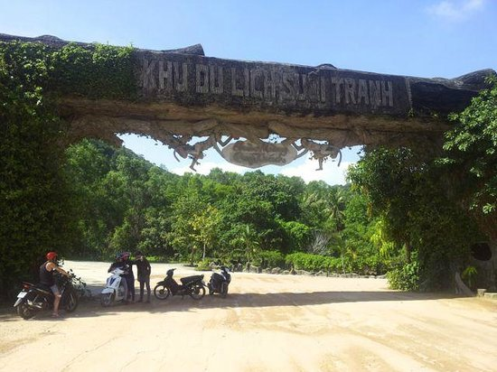 Phu Quoc Waterfall : Entry Gate