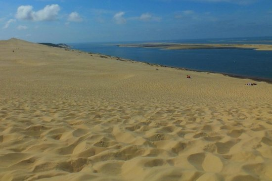 vue lat rale photo de dune du pilat la teste de buch tripadvisor. Black Bedroom Furniture Sets. Home Design Ideas
