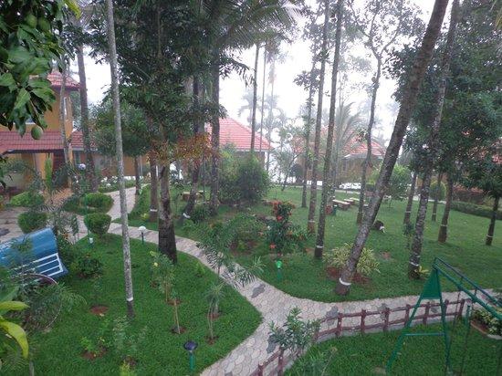Karapuzha Village Resort: Top view