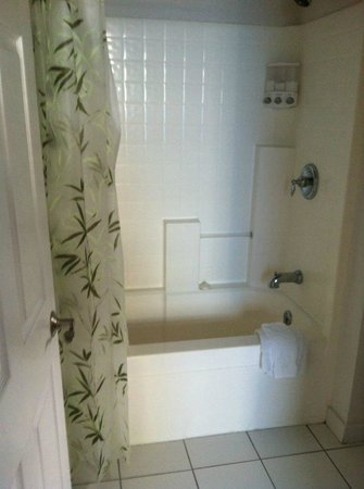 Islander Inn : Shower