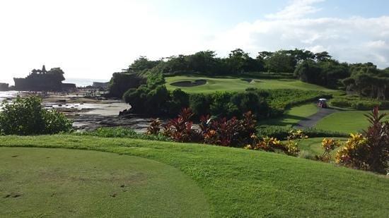 Pan Pacific Nirwana Bali Resort : The Signature hole
