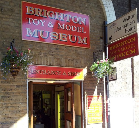 Brighton Toy and Model Museum