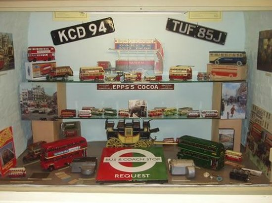 Brighton Toy and Model Museum: Models!