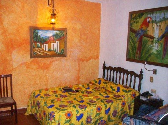 Hotel Posada de Roger : room