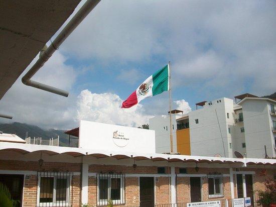 Hotel Posada de Roger: view