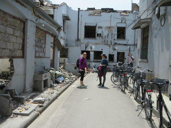 China Cycle Tours: Shanghai hutong?