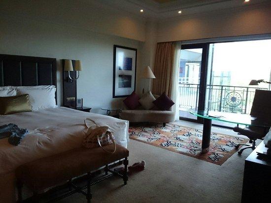InterContinental Shenzhen : The room