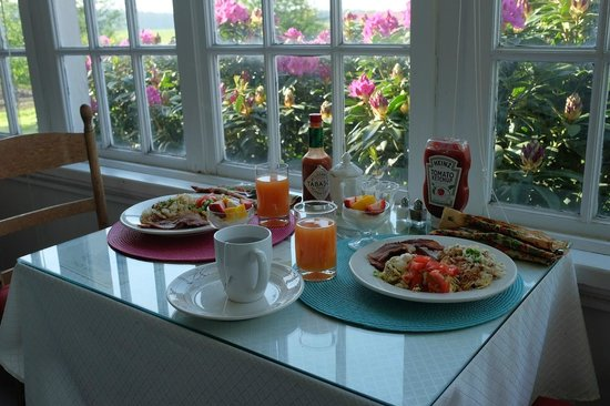 The Armstrong House : A real tasty home-cooked breakfast