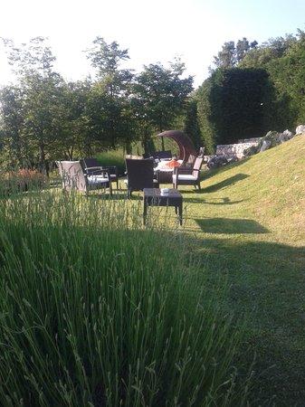 La Casa degli Spiriti: Il Giardino