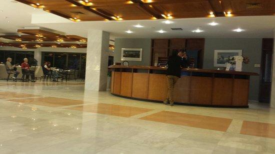 Kontokali Bay Resort and Spa: Reception