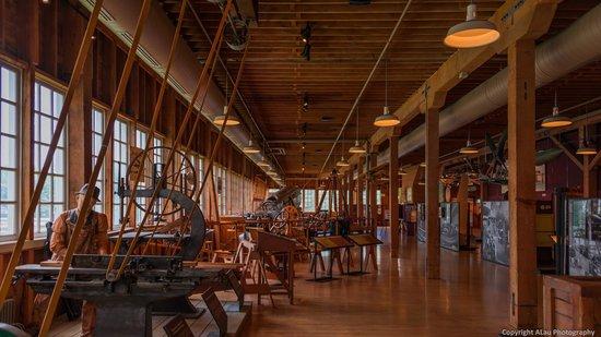 The Museum of Flight : The original Boeing farmhouse