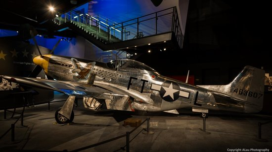 The Museum of Flight : WWII planes exhibit...lots of history to learn about