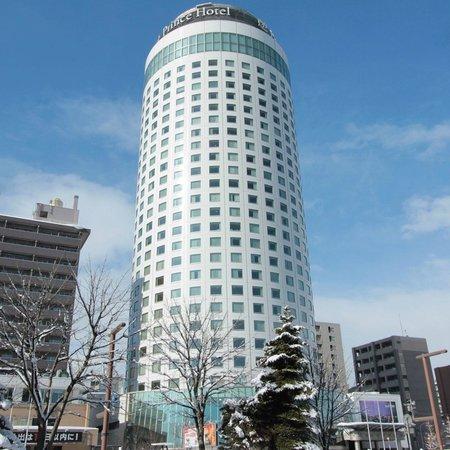 冬の札幌プリンスホテル タワー。 - 札幌市、札幌プリンスホテルの写真 ...