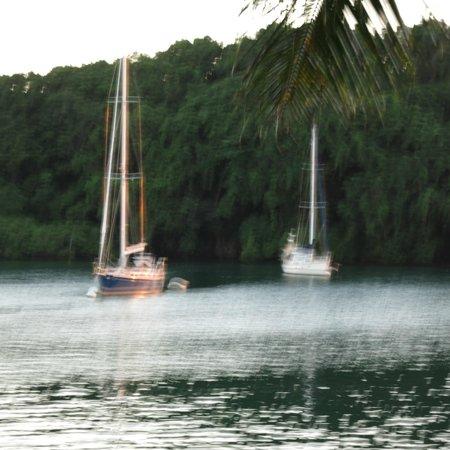 Novotel Suva Lami Bay: bay view
