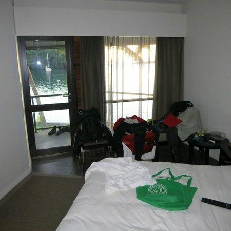 Novotel Suva Lami Bay: My room
