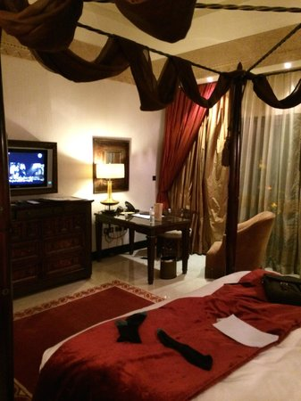 Sharq Village & Spa : View of the room.. Not bad..
