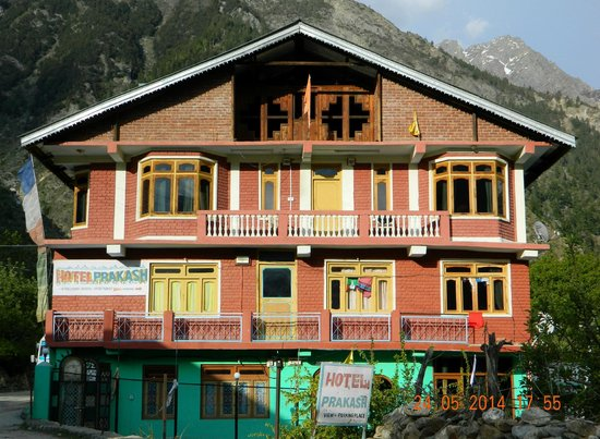 Prakash Regency : Hotel Prakash Guest House, Sangla