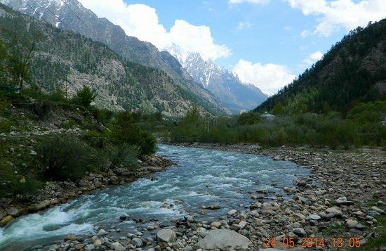 Prakash Regency : Baspa river
