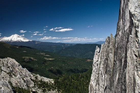 Castle Crags State Park: Worth the climb up