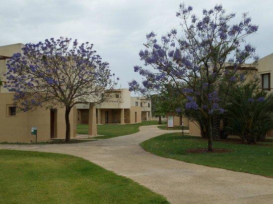 VOI Arenella resort: Vue de la chambre