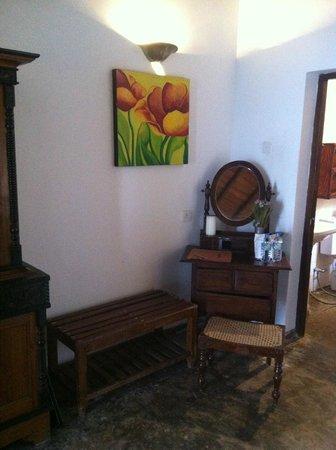 Villa Modarawattha: chambre