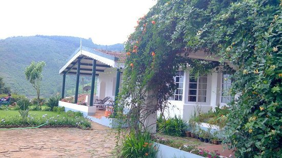 Red Hill Nature Resort: Front Look
