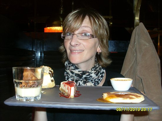 Buffalo grill : ma diligence de dessert