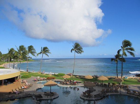 Sheraton Kauai Resort : View from room