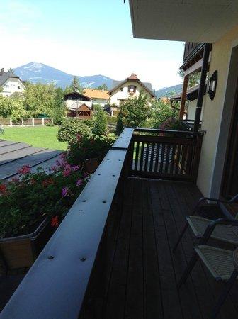 Hotel Sallerhof: 2-bedroom Suite - balcony