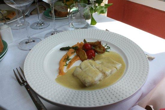 Hotel restaurant Fabry : Sandre