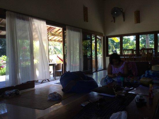 Villa Sunset Beach : Front room