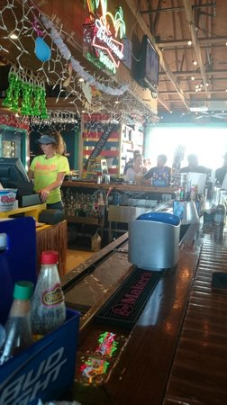 Shaggy's: Bar shot