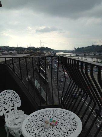 Granville Hotel: balcony