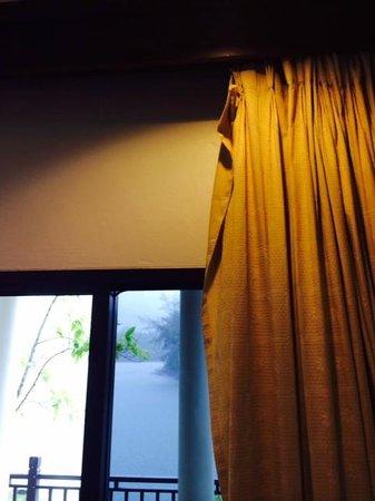Klong Prao Resort Koh Chang : curatin