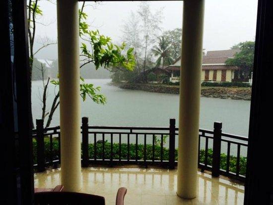 Klong Prao Resort Koh Chang : back door