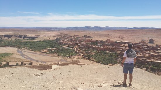 Morocco Vacation Tour: Aït Benhaddou