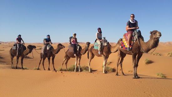 Morocco Vacation Tour: Erg Chebbi