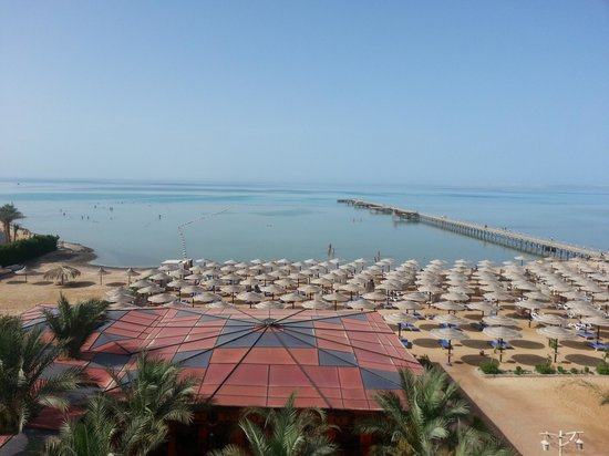 our gorgeous view  AMC Royal Hotel 5* Єгипет,  Хургада - photo