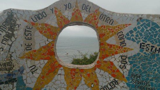 Dragonfly Hostels: Miraflores ocean view