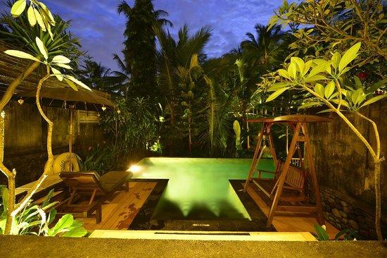 KajaNe Mua Private Villa & Mansion: Вид из спальни