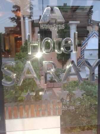 Saray Hotel: Hotel SARAY