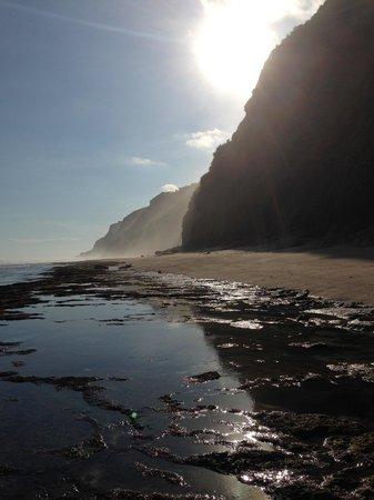 Alila Villas Uluwatu : Beach