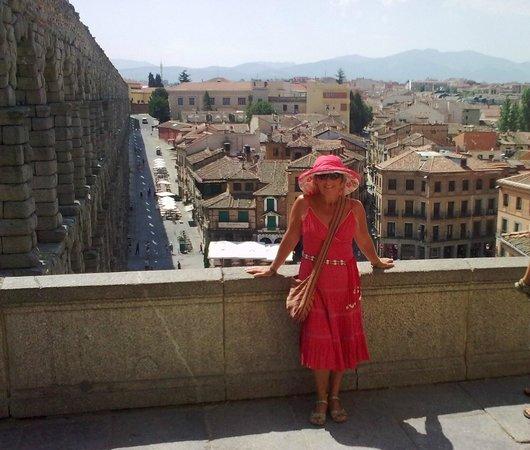 Aquädukt von Segovia: Fab Views