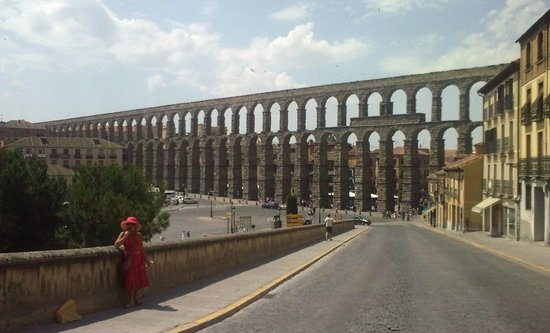 Aquädukt von Segovia: Monster Construction