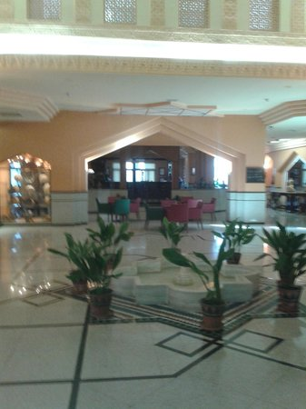 Saray Hotel: Lobby